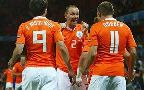 HOLLAND TO HOLD SPAIN